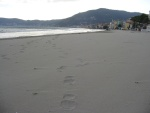 Ancora impronte sulla sabbia, mi stanno seguendo ?