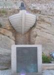 Calvi: monumento a Cristoforo Colombo