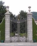 Cancello a Villa Olmo, Como