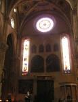 Interno del Duomo di Como