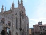 Facciata del Duomo di Como