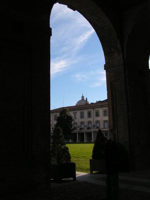 Arco alla Pilotta
