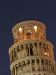 Particolare del tamburo superiore della Torre