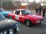 Un gruppo di Lancia Fulvia HF